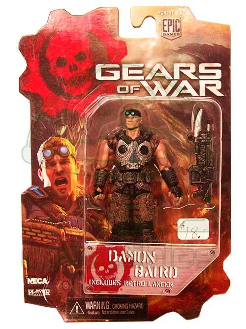 Oasis Collectibles Inc. - Gears Of War - Damon Baird