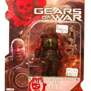 Oasis Collectibles Inc. - Gears Of War - Augustus Cole