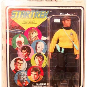 Oasis Collectibles Inc. - Star Trek - Chekov