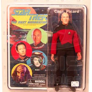 Oasis Collectibles Inc. - Star Trek - Captain Picard