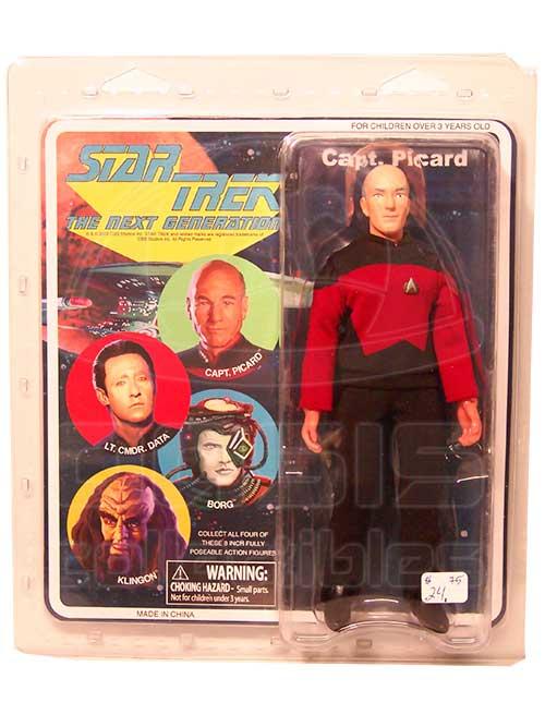 Oasis Collectibles Inc. - Star Trek - Captain Picard