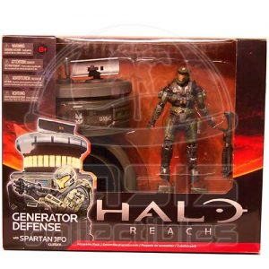 Oasis Collectibles Inc. - Halo Reach - JFO Custom Spartan