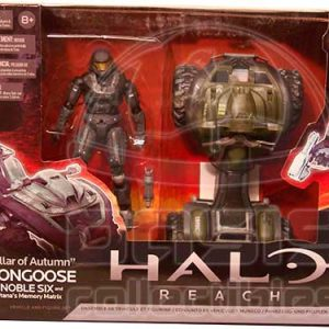 Oasis Collectibles Inc. - Halo Reach - Noble 6