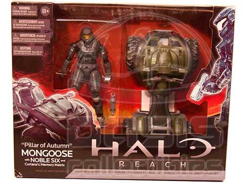Oasis Collectibles Inc. - Halo Reach - Noble 6
