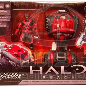 Oasis Collectibles Inc. - Halo Reach - Red Team Scout