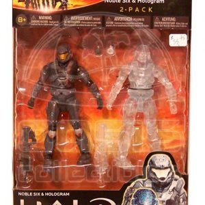 Oasis Collectibles Inc. - Halo Reach - Noble 6 + Hologram