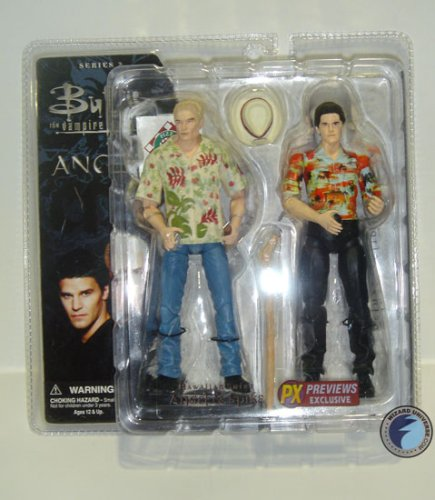 Oasis Collectibles Inc. - Buffy The Vampire Slayer - Angel Spike