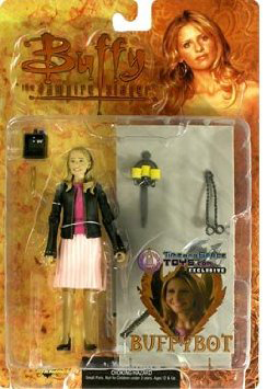 Oasis Collectibles Inc. - Buffy The Vampire Slayer - Buffy - Buffybot