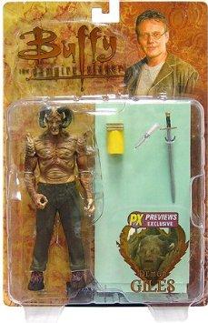 Oasis Collectibles Inc. - Buffy The Vampire Slayer - Giles - Demon Giles