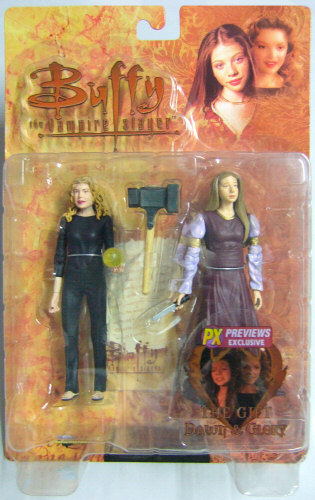 Oasis Collectibles Inc. - Buffy The Vampire Slayer - Dawn + Glory - Gift