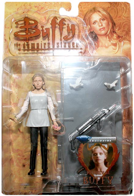 Oasis Collectibles Inc. - Buffy The Vampire Slayer - Buffy
