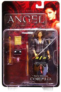 Oasis Collectibles Inc. - Buffy The Vampire Slayer - Cordy