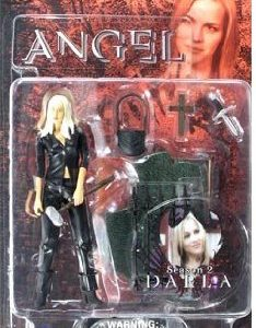Oasis Collectibles Inc. - Angel - Darla - Season Two