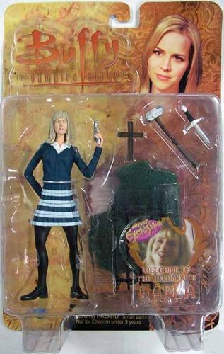 Oasis Collectibles Inc. - Buffy The Vampire Slayer - Darla