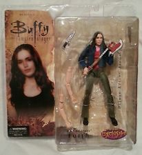 Oasis Collectibles Inc. - Buffy The Vampire Slayer - Faith - End of Days