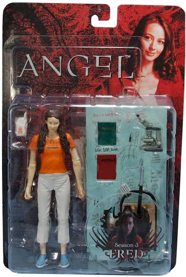 Oasis Collectibles Inc. - Angel - Fred - Season 3