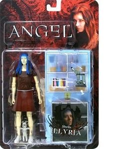 Oasis Collectibles Inc. - Angel - Illyria - Shells