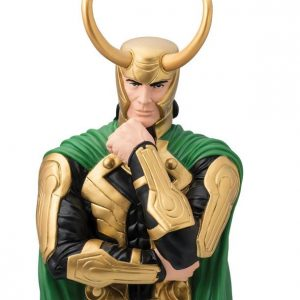 Oasis Collectibles Inc. - Bust Banks - Loki