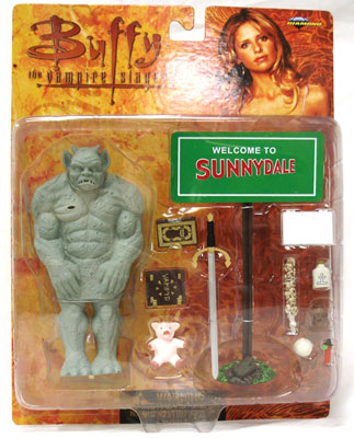 Oasis Collectibles Inc. - Buffy The Vampire Slayer - Acathla - Magic Accessory Pack with figure