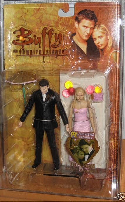 Oasis Collectibles Inc. - Buffy The Vampire Slayer - Buffy + Angel