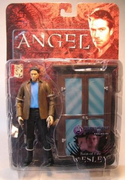 Oasis Collectibles Inc. - Angel - Wesley - Rain of fire