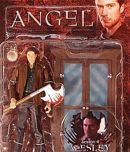Oasis Collectibles Inc. - Angel - Wesley - Season 4