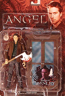 Oasis Collectibles Inc. - Angel - Wesley - Season 4