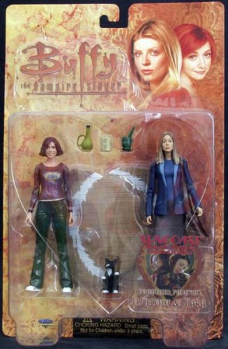 Oasis Collectibles Inc. - Buffy The Vampire Slayer - Tara + Will - Together Forever