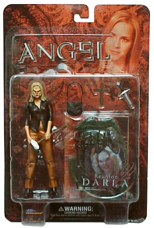 Oasis Collectibles Inc. - Angel - Darla - Reunion