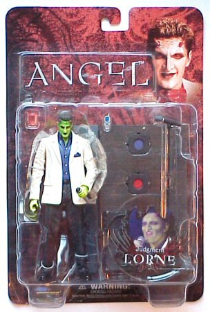 Oasis Collectibles Inc. - Angel - Lorne - Judgment