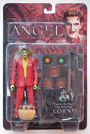 Oasis Collectibles Inc. - Angel - Lorne - No Place Like Plrtz Glrb