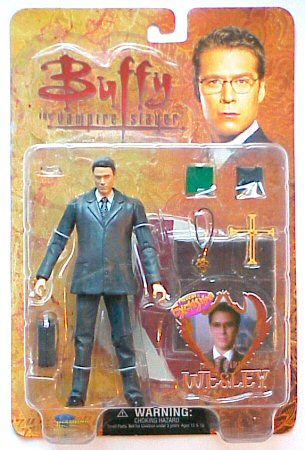 Oasis Collectibles Inc. - Buffy The Vampire Slayer - Wesley
