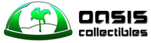 Logotype Oasis Collectibles Inc