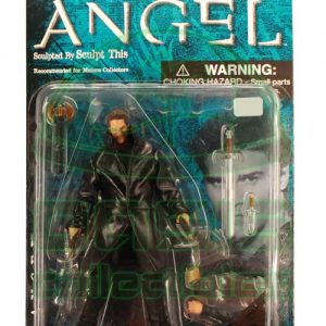 Oasis Collectibles Inc. - Angel - Leather Jacket Angel