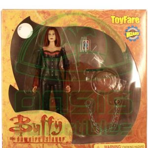 Oasis Collectibles Inc. - B.T.V.S. - Doppelgangland Willow - Toyfare Box