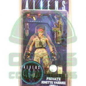 Oasis Collectibles Inc. - 30 Anniversary Aliens - Private Vasquez (BDUs)