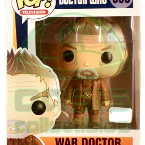 Oasis Collectibles Inc. - Dr. Who - War Doctor #358