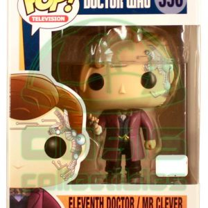 Oasis Collectibles Inc. - Dr. Who - 11th Doctor / Mr. Clever #356