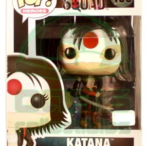 Oasis Collectibles Inc. - Suicide Squad - Katana #100