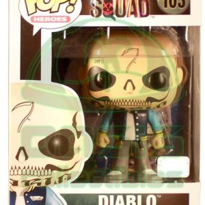 Oasis Collectibles Inc. - Suicide Squad - Diablo #103