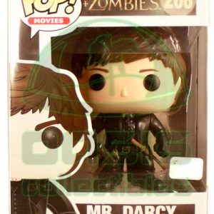 Oasis Collectibles Inc. - Pride + Prejudice + Zombies - Mr Darcy #268