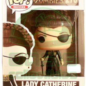 Oasis Collectibles Inc. - Pride + Prejudice + Zombies - Lady Catherine #270