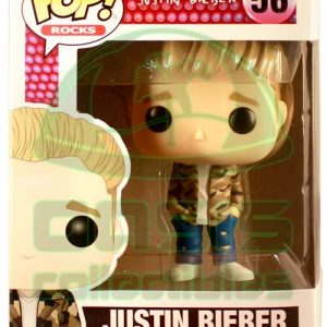 Oasis Collectibles Inc. - Pop Rocks - Justin Bieber #56
