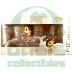 Oasis Collectibles Inc. - Pop Rides - Invisible Jet #16